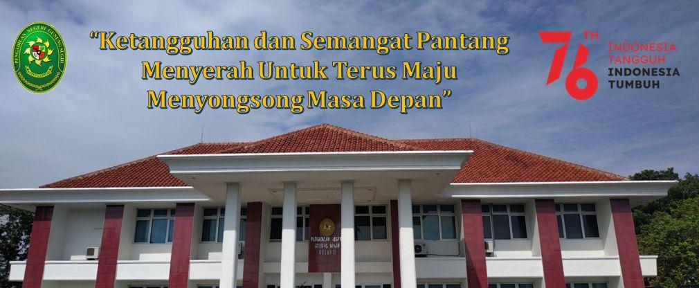 SELAMAT HARI ULANG TAHUN REPUBLIK INDONESIA KE - 76